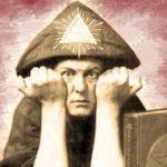 Le «pape» des Illuminati : Aleister Crowley