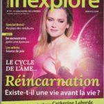 """On parle de moi dans le magazine """"Inexploré"""" n°31"""