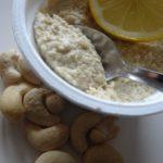 Recette : Pâté de noix de cajou