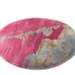 Pierres : la rhodonite