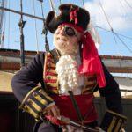 Rêves : rêver de pirate