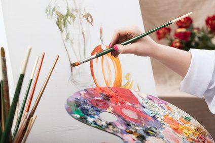 Rêves : rêver de peintre
