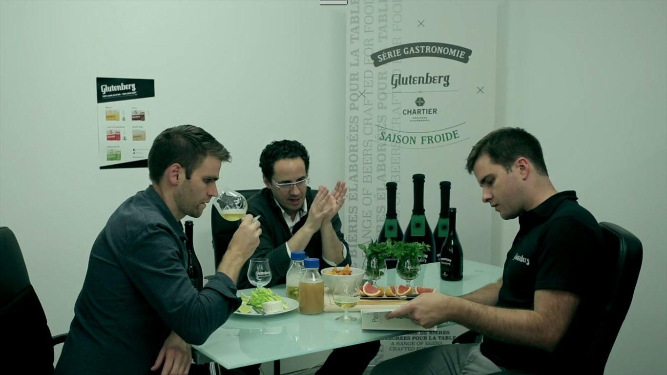 Bière sans gluten : le pari de Glutenberg à Montréal