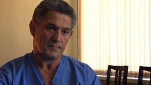 Khassan Baiev: un chirurgien salué comme un héros en Tchétchénie