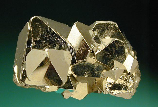 Pierre : La Pyrite
