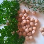 Recette : salade de pois chiches au cumin