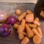 Recette : carottes et oignons confits au miel