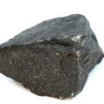 Pierres : le basalte