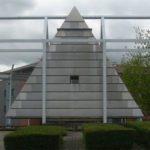 Une pyramide Illuminati en plein milieu de Blagnac
