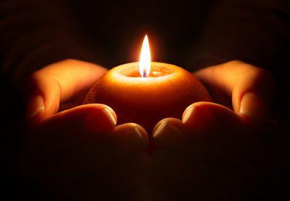 Bénédiction des bougies