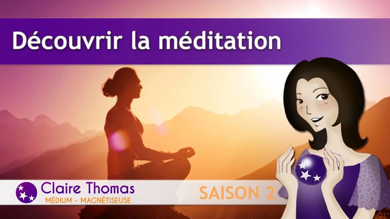 Découvrez la méditation