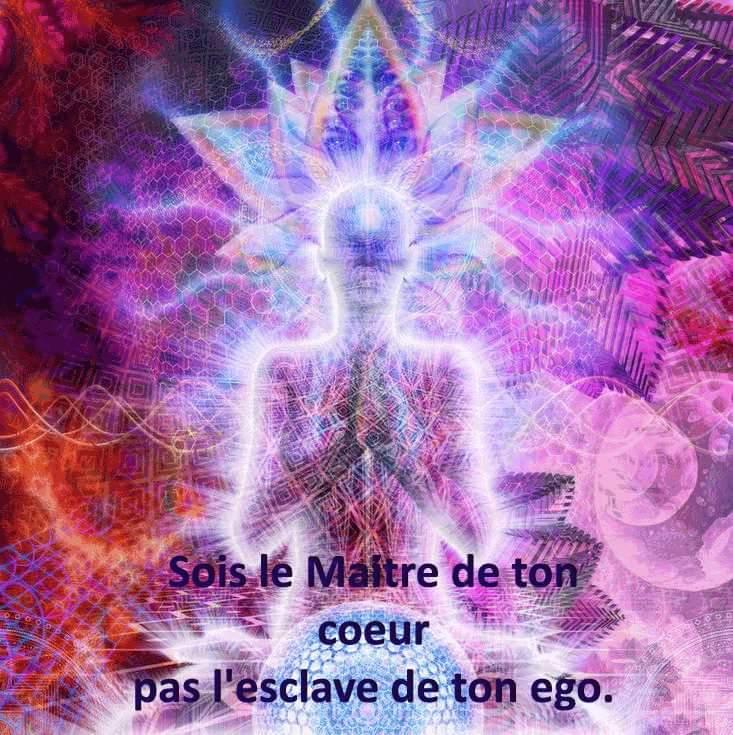 La Terre : l'endroit où l'on expérimente l'ego et l'amour