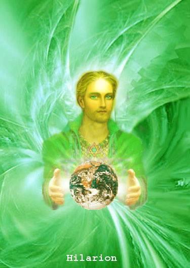 Le pouvoir du Rayon Vert avec l'Archange Raphaël