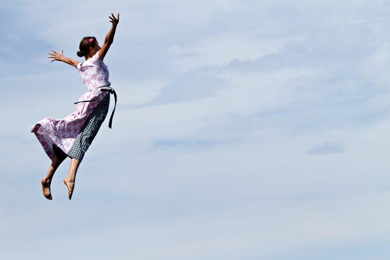 Rêves : Que signifie rêver de voler ?