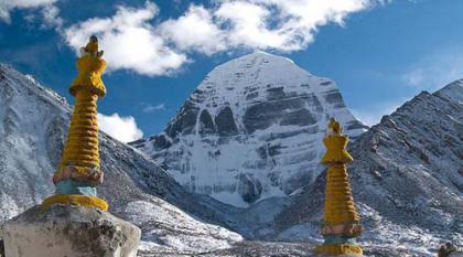 Le mont Kailash, un lieu sacré au cœur de l'Himalaya