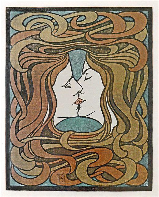 Rêves : rêver de baisers
