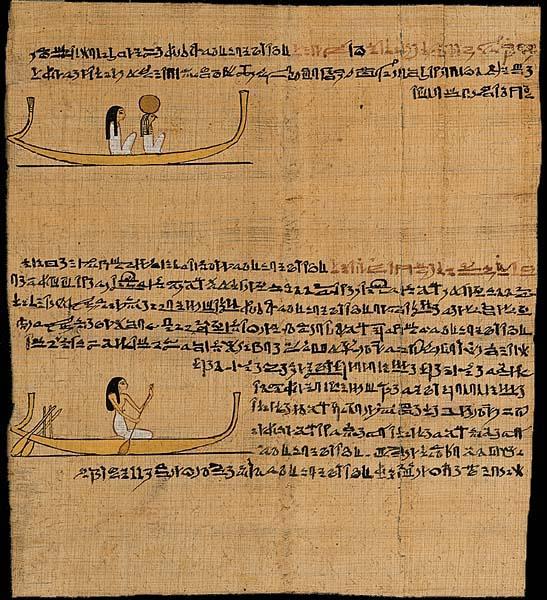 Histoire de l'ésotérisme : Le mot magique : le Livre des Morts