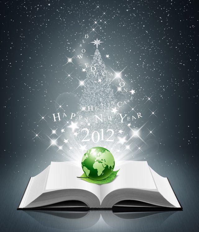 Des livres sur la terre pour un Noël vert