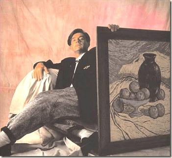 Luiz Gasparetto le peintre medium