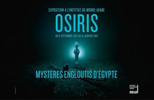 Le mythe d'Osiris à l'Institut du monde arabe