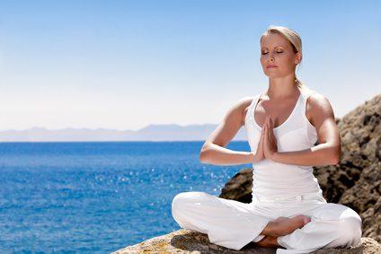 La pratique de  la méditation pour aider  notre corps