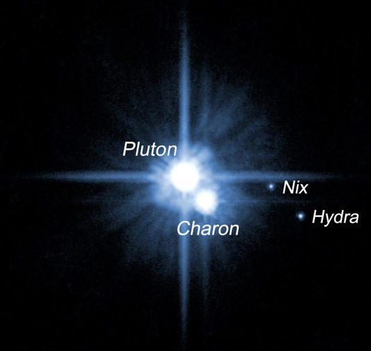 Des découvertes majeures sur Pluton