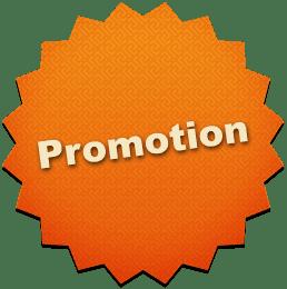 Promotion Saint Valentin 2014