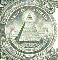 La symbolique du triangle et de la pyramide pour les Illuminati