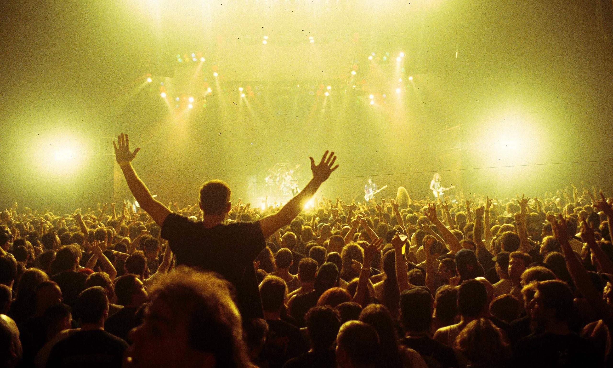 Rêver de concert