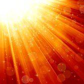 Le pouvoir du rayon rubis doré