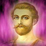 Le  Maître Saint-Germain,  gardien de  la Flamme Violette