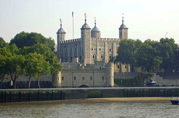 Les fantômes de la Tour de Londres