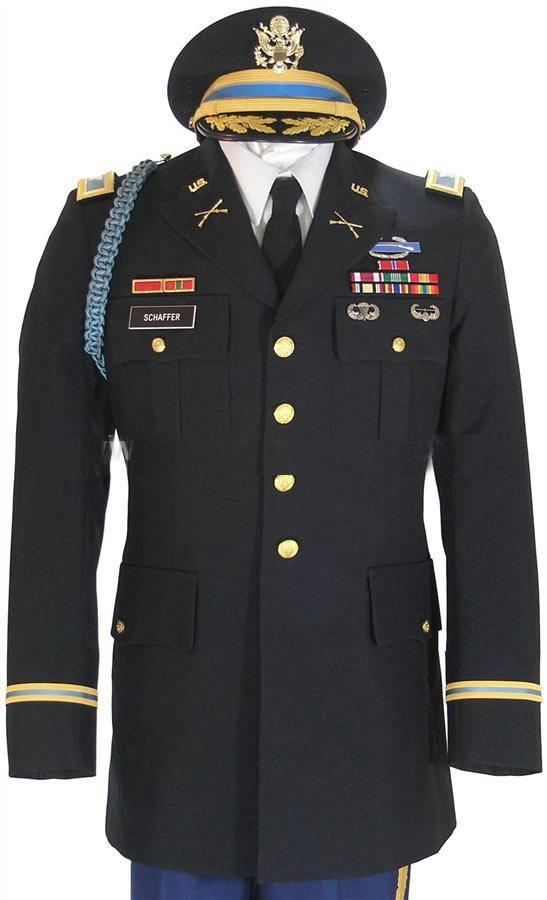 Rêves : rêver d'uniformes