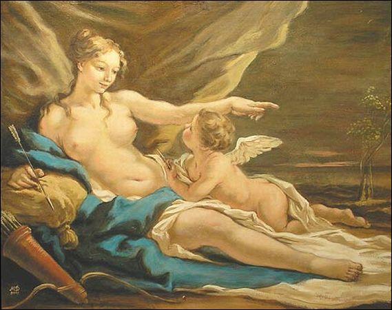 Talisman d'amour :  Le talisman de Vénus, dans les Secrets du Petit Albert