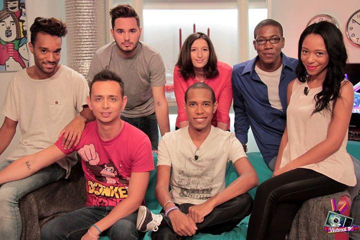 Webreal Tv – Replay : Première émission sur MCE