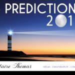 Présentation de ma BD Essenciel & prédictions 2018 sur ma chaîne Youtube