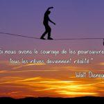 La citation de la semaine de Walt Disney