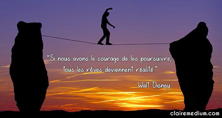 La Citation De La Semaine De Walt Disney Claire Thomas