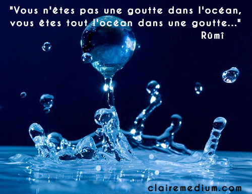 la citation du jour de Rûmî