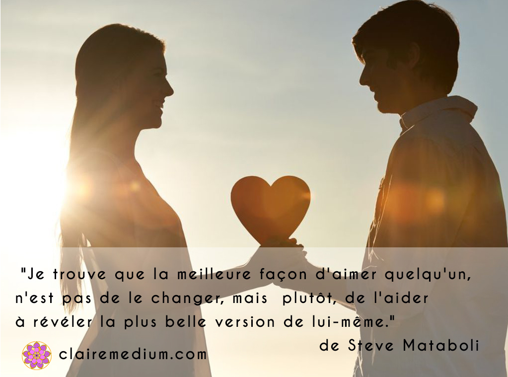 Citation de la semaine de Steve Mataboli