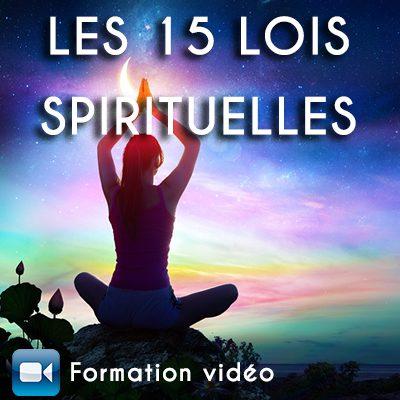 """<span itemprop=""""name"""">Cours en ligne sur les 15 lois spirituelles</span>"""