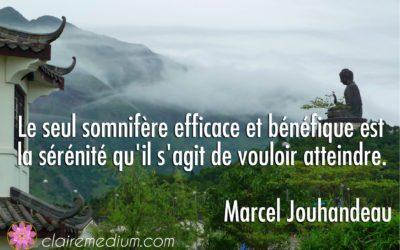 Citation de la semaine de Marcel Jouhandeau