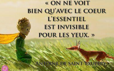 Citation de la semaine : Antoine de Saint-Exupéry