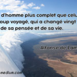 Citation de la semaine : Alfonse de Lamartine