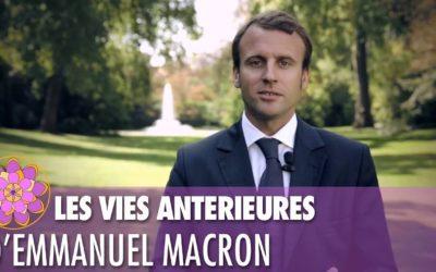 Les vies antérieures d'Emmanuel Macron