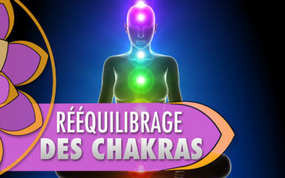 Soin collectif : rééquilibrage des chakras