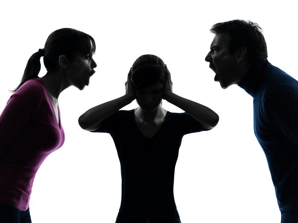 Rêver de dispute