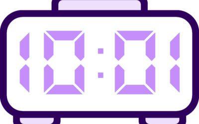 Découvrez la signification des heures inversées (Partie 1/2)
