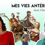 LES VIES ANTÉRIEURES D'ANA L'EXPLORATRICE
