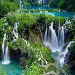 Rêver de cascade
